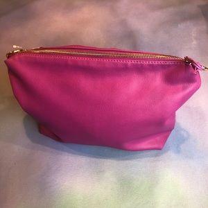 Steve Madden purple crossbody purse NWOT